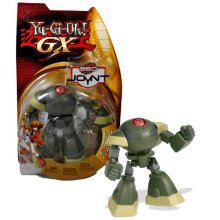"""Mattel Year 2005 Yu-Gi-Oh! GX 360° Joynt Series 6 Inch Tall Action Figure : E-HERO CLAYMAN with """"Pop a Part Arm and Legs"""" Feature"""