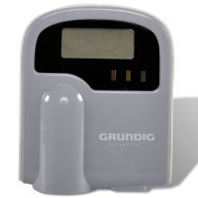 Grundig 12/24 V Single Socket Power Adapter with Dual USB 2 A