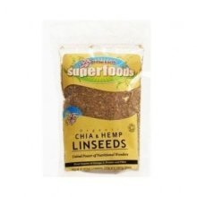 Of The Earth - Org Milled Linseed, Chia, Hemp 180g
