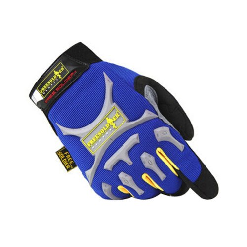 Cool Outdoor Sport Hunting Camping Climbing Gloves BLUE, L