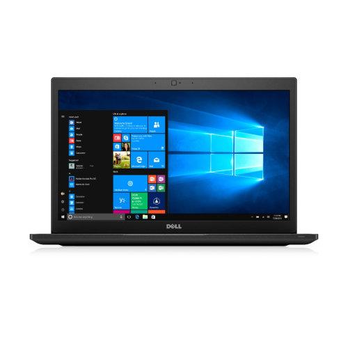 """DELL Latitude 7480 2.8GHz i7-7600U 14"""" 1920 x 1080pixels Black Notebook"""