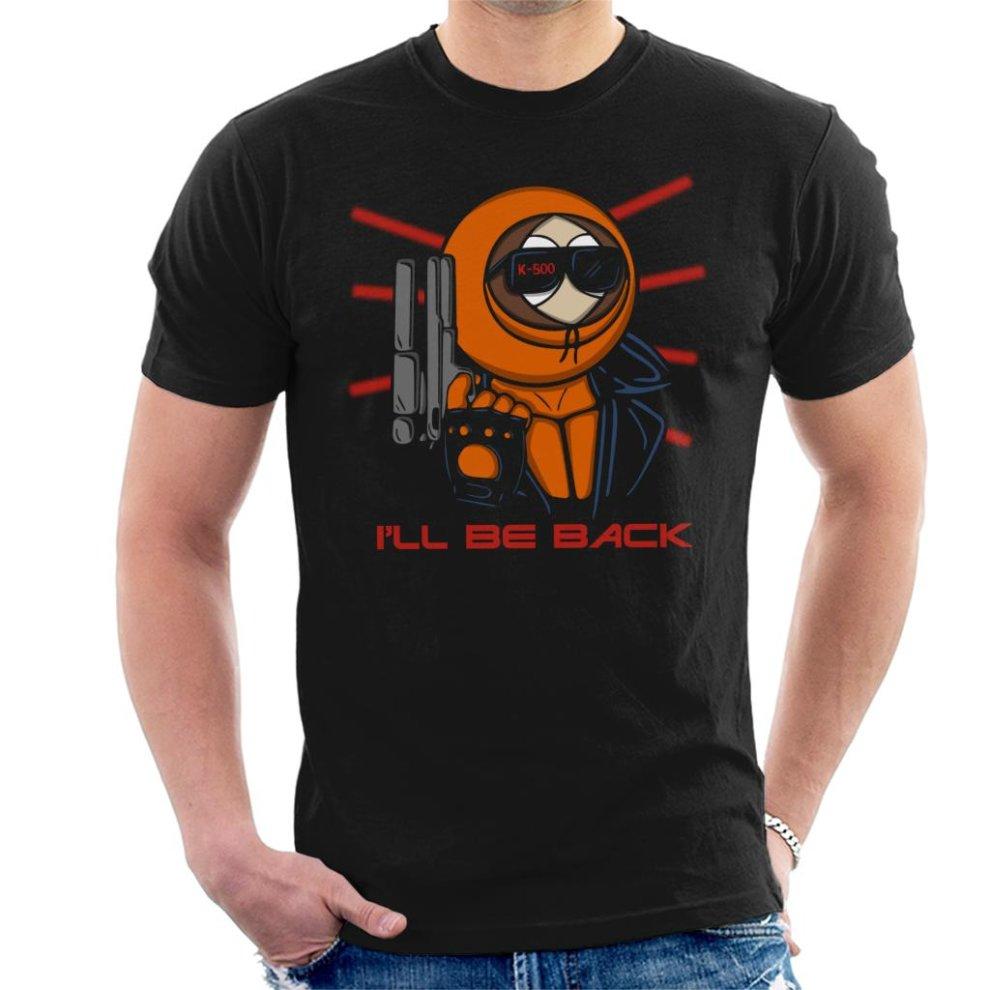 kenny 800 south park terminator men\u0027s t shirtShirt Circuit Board Logo Adult Black Tee Tshirt Terminator Circuit #5