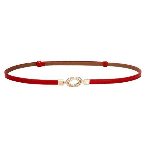 Simple Fashionable Ladies Belt Dress Coat Decorative Belt Waist Chain #05