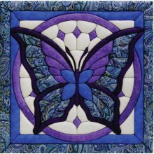 Butterfly Quilt Magic Kit-Butterfly