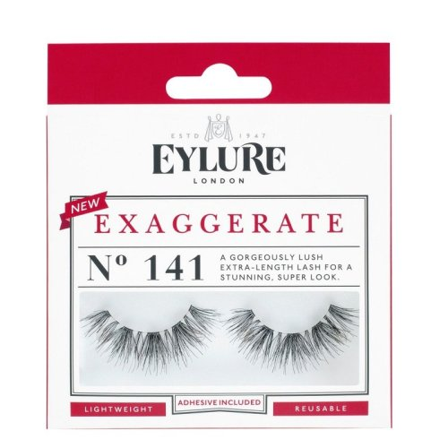 Eylure Exaggerate No. 141 False Lashes | Long False Lashes
