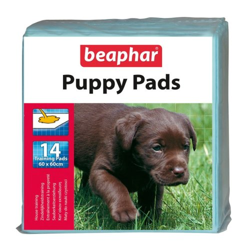 Beaphar Puppy Pads 14pk (Pack of 6)