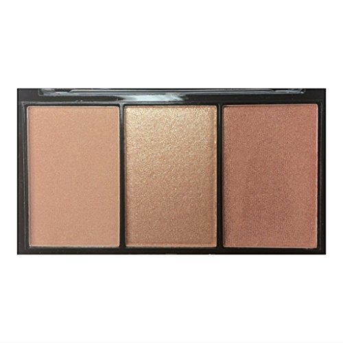 Beauty Creations Glow Highlighter Trio 2 Palette