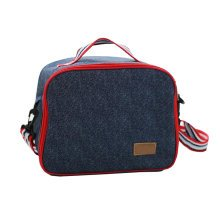 Oxford Fabric Lunch Box Insulation Lunch Bag for School
