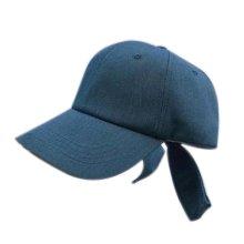 Girl's Cowboy Hat Blue Baseball Hat Summer Sun Cap Hip-Pop Hat Fashionable Cap