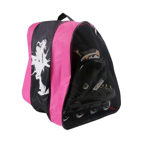 Ice Skating Bag Hockey Skate Figure Shoes Case Roller Bags for Kids / Adults,A7