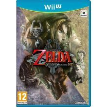 The Legend of Zelda Twilight Princess HD Nintendo Wii U Game