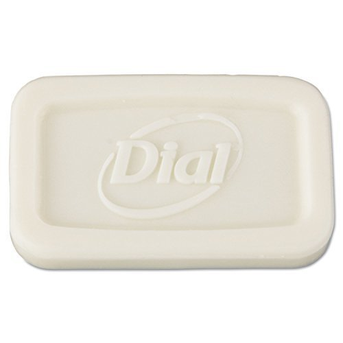 White Marble DIA 06009 Individually Wrapped Basics Bar Soap, 0.75 oz. Bar (Pack of 1000)
