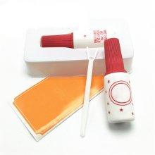 Double-fold Eyelid False Eyelash Glue Curling Permer Rods Curler Aid Wave Lotion 10ml