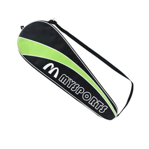 Nylon Badminton Racket Bag,Black