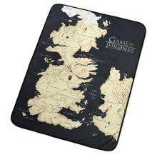 Game of Thrones - Map of Westeros Fleece Blanket Throw