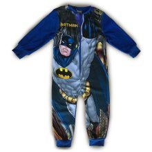 Batman Micro Fleece Onesie