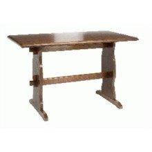 Yankee Wood Table Walnut Solid Hardwood 106 X 68