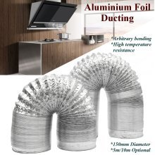 5/10 Meters Flexible Foil Air Ventilation