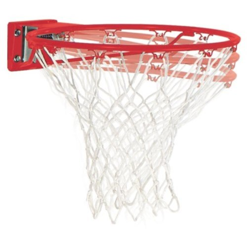 Spalding 7800 Slam Jam Basketball Rim (Red)
