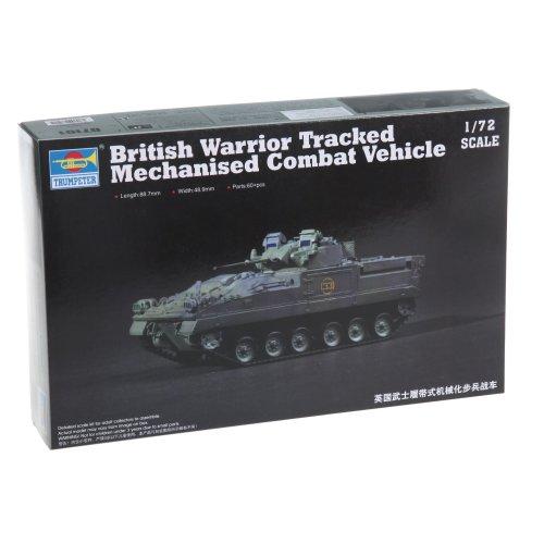 Trumpeter 1:72 - British MCV80 Warrior