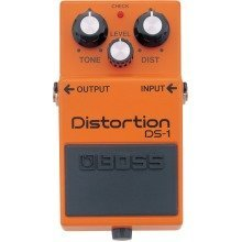Boss DS-1 Compact Guitar Distortion Effects Pedal