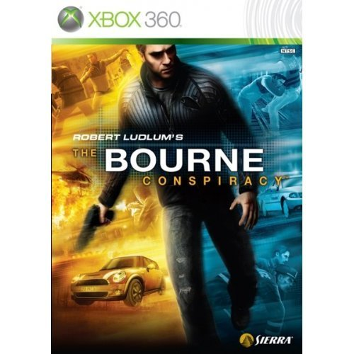Robert Ludlum's The Bourne Conspiracy (Xbox 360)