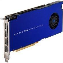 AMD 8Gb Radeon Pro WX 7100 PCI-e VGA Card