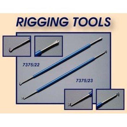 Rigging Tools x 2 for Wooden Model Ship Building Stick & String models