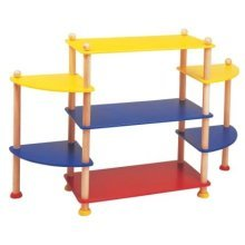 Childrens Shelf Storage Unit (A1487)