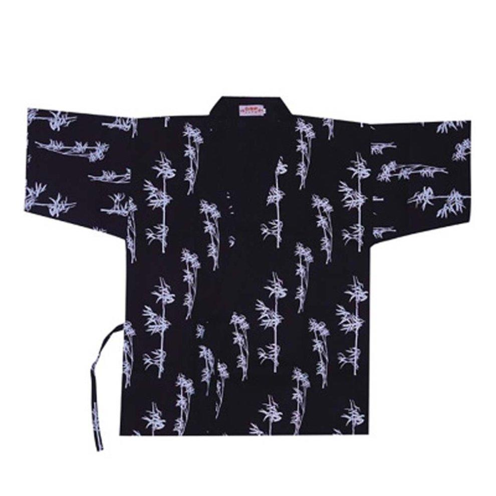 Japanese Sushi Bar Restaurant Bar Clothes Waiter Half Sleeve Uniform Chef Jacket 11
