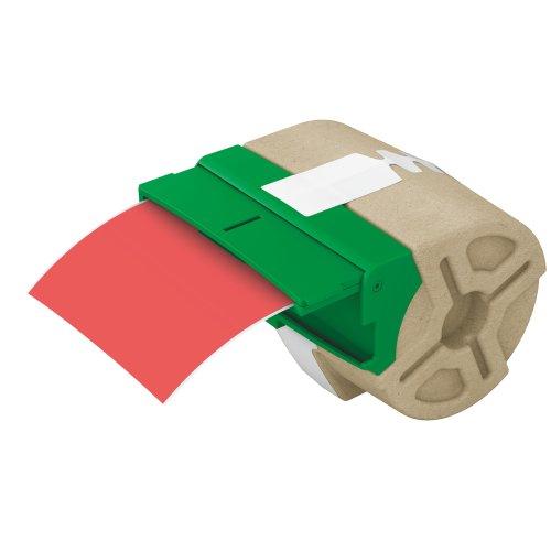 Leitz 70160025 Red printer label