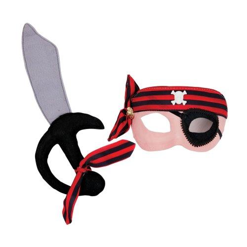 Pirate Mask + Cutlass Set Childs