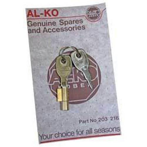 AL-KO Small Barrel Lock