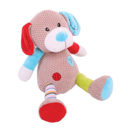 Bigjigs Toys Bruno Cuddly 19cm Soft Plush Toy