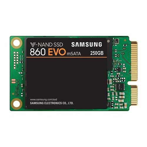Samsung 250 GB 860 EVO mSATA III 64L V NAND Solid State Drive