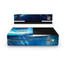 Official Manchester City FC - Xbox One Console Skin