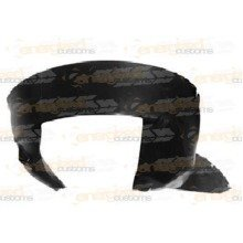 Fiat Fiorino 2008- Front Wing Arch Liner Splashguard Left N/s