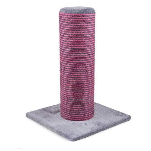 Acticat Fat Boy Scratch Post Pink/grey 70cm