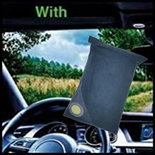 1KG DRY AIR CAR/HOME DEHUMIDIFIER BAG MOISTURE ABSORBER/DAMP EATER/POLAR FLEECE …