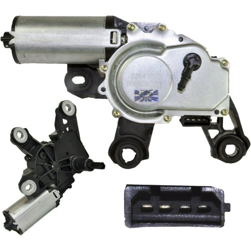 REAR WINDSCREEN WIPER MOTOR FOR AUDI A3 (8L1 & 8PA), A4 (B5), A6 (C5) 8L0955711B