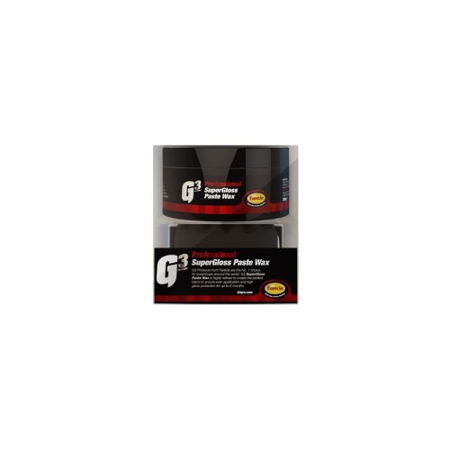 G3 Supergloss Paste Wax - 200g