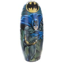 Batman / Superman Inflatable Punching Boxing Bopper Bag Weighted Kids Toy Gift[Batman]