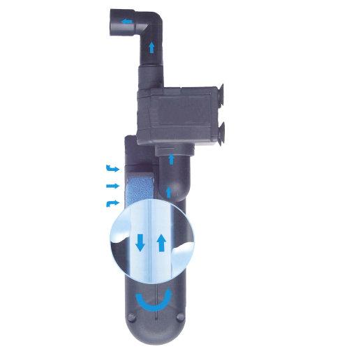 Fish R Fun, UV Sterilizer 24 Watt 450L/HR Internal Filter For Fish Tanks
