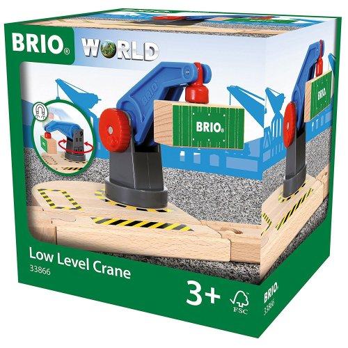 BRIO World - Low Level Crane