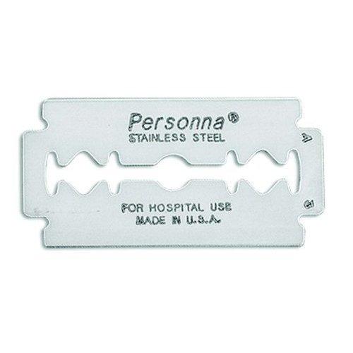 Personna Double Edge Prep Razor  Model 740002  25 Blades