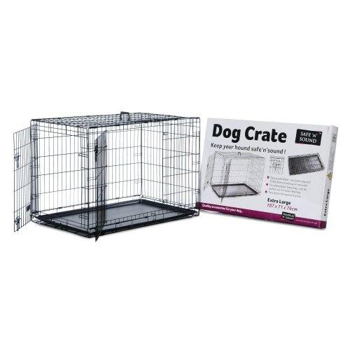 Safe 'n' Sound Dog Crate 2 Door (xlarge)