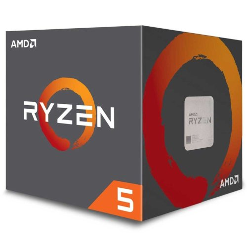 AMD Ryzen 5 1400 3.2GHz 4-Core 65W AM4 CPU Retail