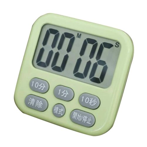 Kitchen/Student-specific Timer,Countdown Timer Stopwatch,Automatic Reset,E3