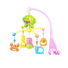 50 Songs in Chinese Musical Soothe Dreams Mobile,Animal Pink