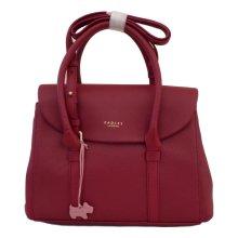 RADLEY 'Waterloo' Burgandy Leather Medium Multiway Bag